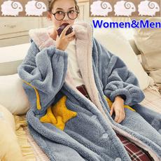 Star, Fleece, warmblanket, hooded