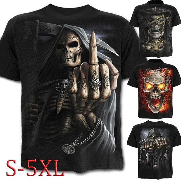 Mens T Shirt, Goth, Fashion, Shirt