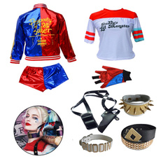 Fashion, Cosplay, harleyquinn, Halloween Costume