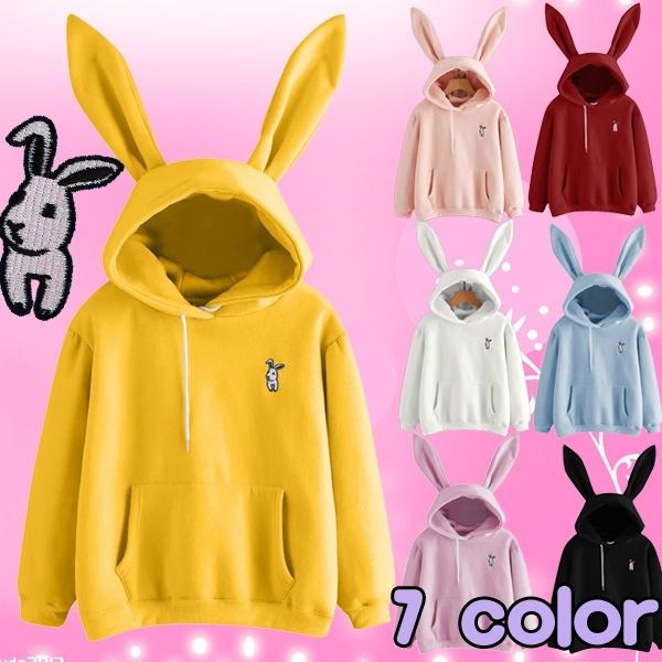 women pullover, rabbitear, Fashion, rabbit