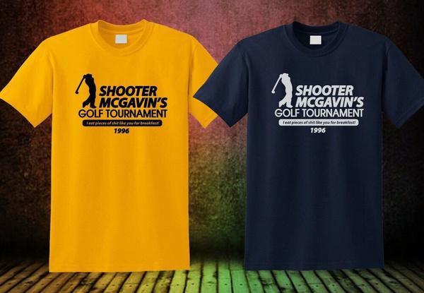 shooter, Golf, Shirt, mcgavin