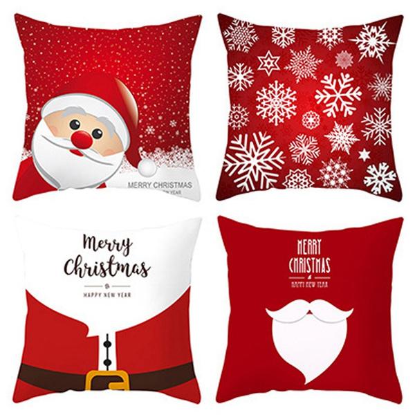 christmaspillowcase, christmaspillow, Christmas, Cover