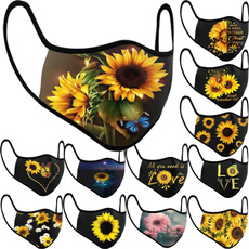 butterfly, Exterior, mouthmask, outdoorfashion