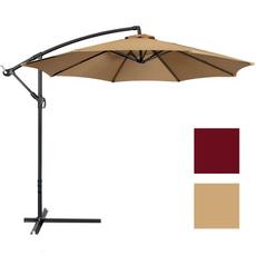 Outdoor, Umbrella, patioumbrellareplacementcanopy9ft, patioumbrellareplacementcanopy