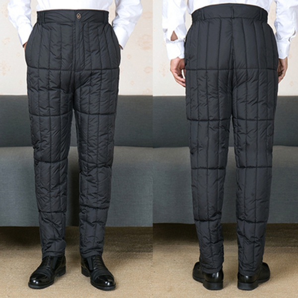 padded, Outdoor, menquiltedpant, pants