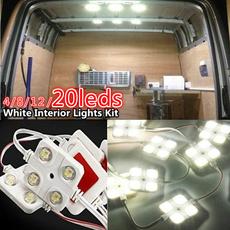 LED Strip, whiteinteriorlight, caravan, trailerlight