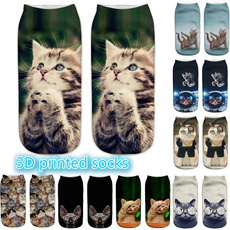 cute, Cotton Socks, Funny, unisexsock
