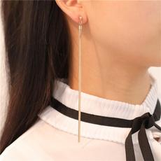 Tassels, Jewelry, valentinesdaypresent, Stud Earring