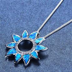 Sterling, rainbow, Jewelry, Sunflowers