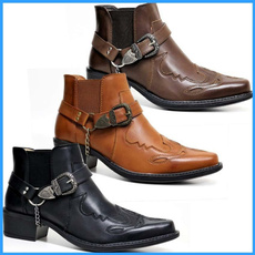 horse, Fashion, Leather Boots, Cowboy