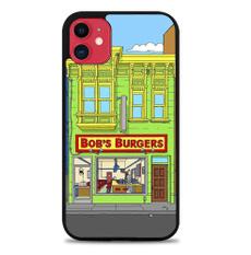 case, iphone 5, bobsburger, burger