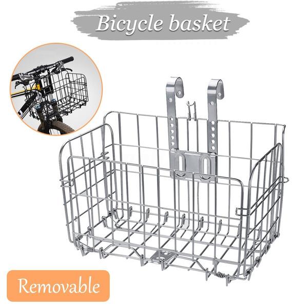 bicyclebasket, frontbasket, bikebasket, Bicycle