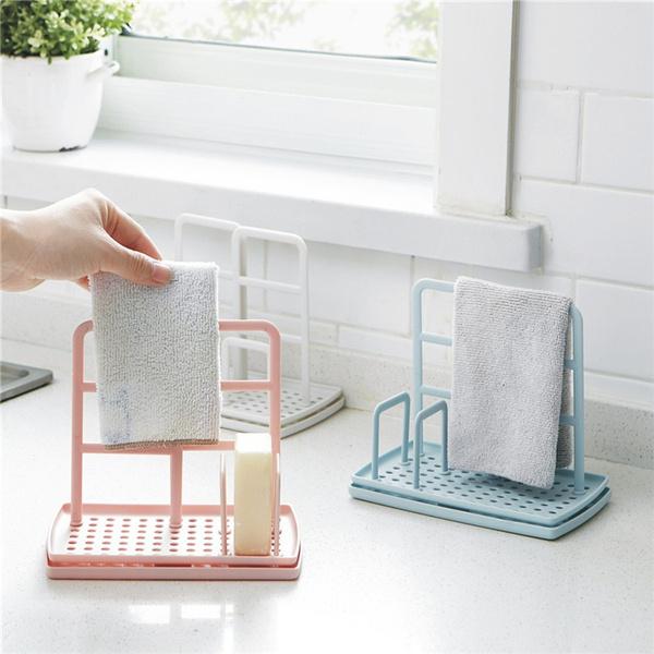 Sponges, Bathroom, Towels, hangingcloth