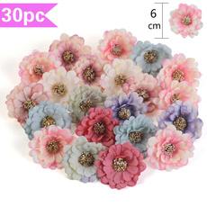 Head, Spring, silkflower, Craft