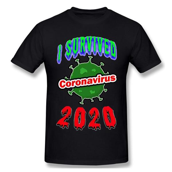 Funny, Tees & T-Shirts, coronavirusmask, Slim T-shirt