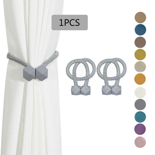 Decorative, Rope, holdback, tieback