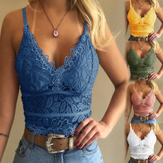 Summer, Vest, Fashion, crop top