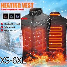 sleeveless, Vest, Outdoor, Outerwear