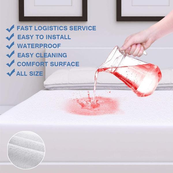 Home Supplies, mattresspad, coralfleecemattres, Cover