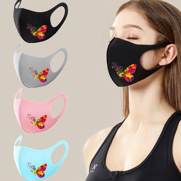 3dprintmask, Fashion, mouthmask, butterflymask