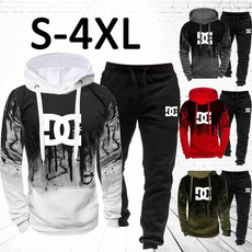 3D hoodies, pullovermen, Fashion, printedhooide