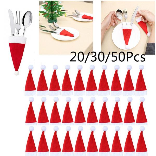 cutlerybagfork, christmasdecorativeknifefork, Decor, christmasknifeforkcover