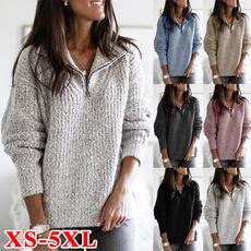 fashionsweaer, Plus Size, knit, Shirt