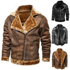 Fashion, fur, Outerwear, menswear