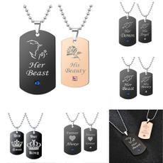 Steel, Jewelry, militarynecklace, Army