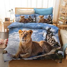 King, twinfullqueenkingsize, bedset3d, Sheets & Pillowcases