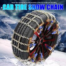 Steel, Chain, snowtirechain, automobile