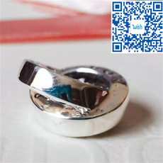 Sterling, Heart, Silver Jewelry, charmbead