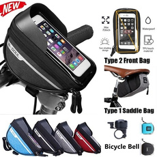 Bell, bikesstoragebag, frontframebag, Bicycle