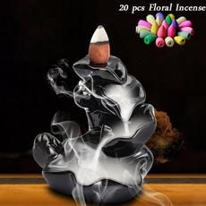 burnerholder, Smoke, Decor, Home Decor