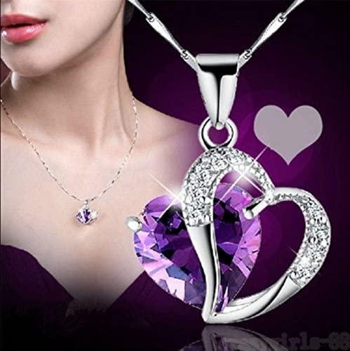 Sterling, Heart, Fashion, Chain