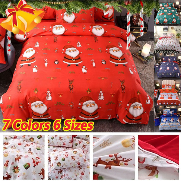 bedingset, Christmas, Gifts, bedquiltcoverset