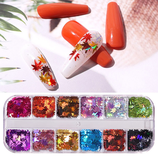 cute, nail decals, Holographic, Beauty