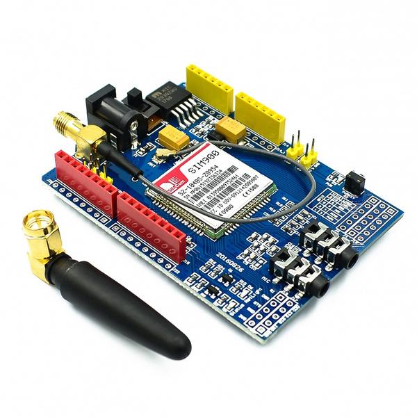 Development, quadband, arduino, Module