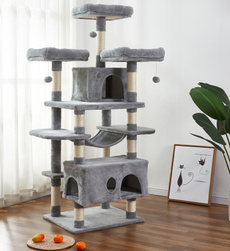 cattreehouse, Home & Living, house, catcondo