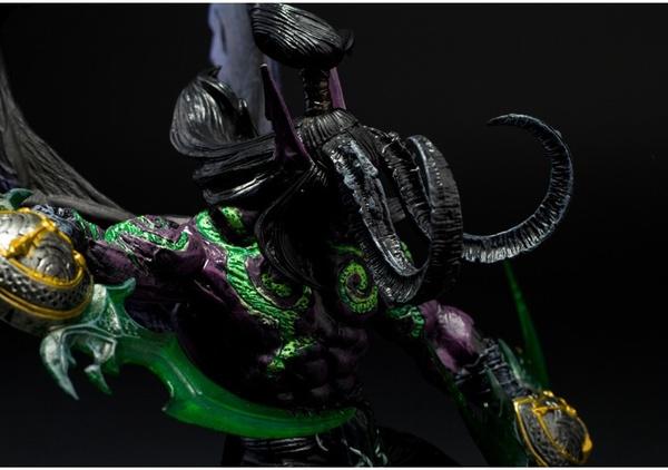 Demon, wowactionfigure, worldofwarcraftfigure, demonhunter
