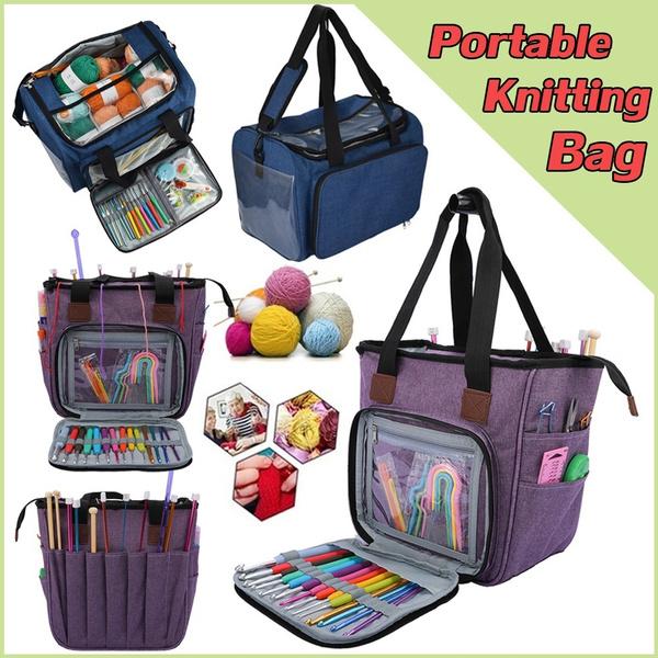 handweavingtool, Knitting, yarnstoragebag, mothersgift