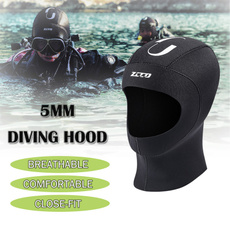 winterdiving, Surfing, hoodcap, Hats