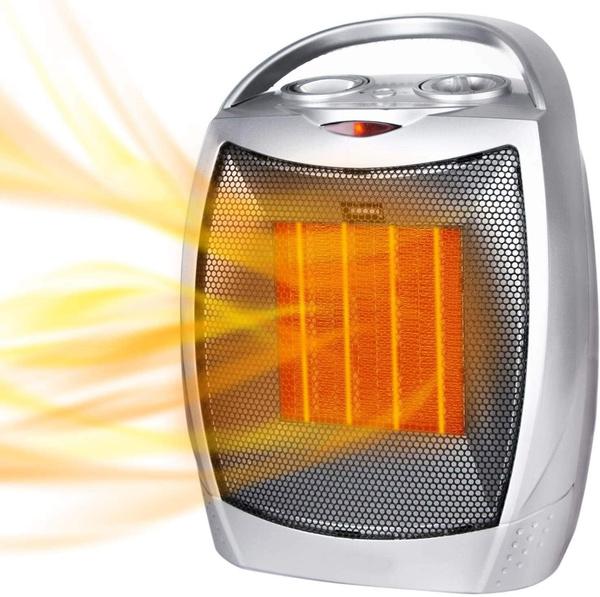 heater, Ceramic, bedroomsliver, thermostat