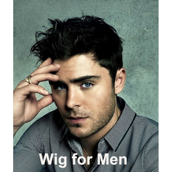 wig, menswig, hairstyle, Fashion