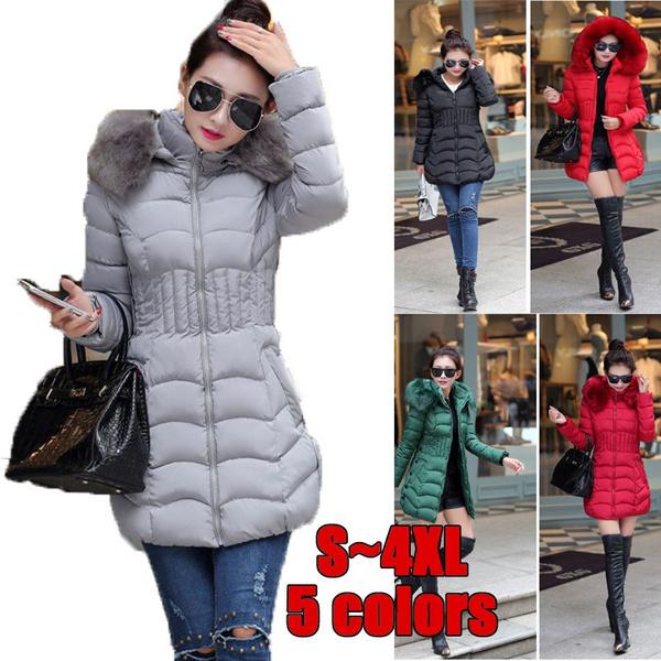 casual coat, buttondowncoat, fur coat, furcollardownjacket