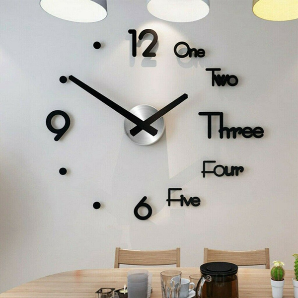Decor, Home & Office, Office, Clock