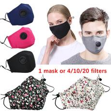 Protective, dustmask, printedfacemask, unisex