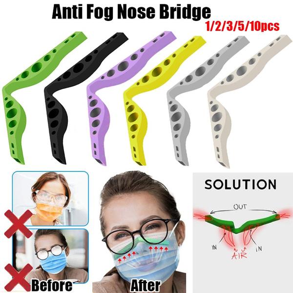 nosebridgestrip, eye, antifog, naturalrubber