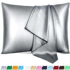 case, queenpillowcase, silk, pillowscase