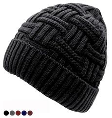 Beanie, Wool, Knitting, fashionmenhat